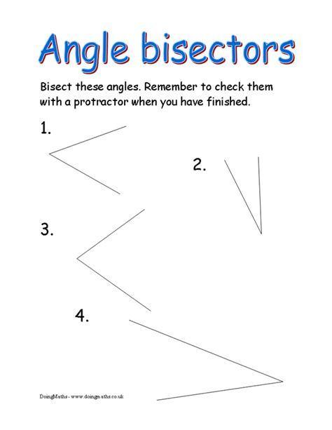 construction free resources on constructing shapes