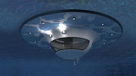 Flying Ufo Boat by Unidentified Floating Object