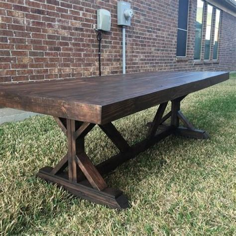 outdoor farmhouse dining table best 25 farmhouse outdoor dining chairs ideas on
