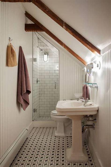 small attic bathroom ideas best 25 attic bathroom ideas on pinterest small attic bathroom attic shower and attic