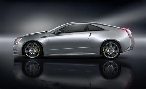 2014 cadillac cts coupe interior