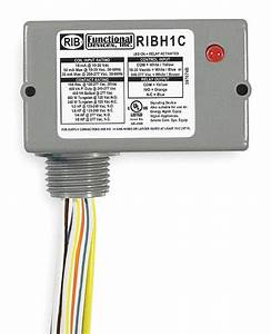 Functional Devices Inc    Rib Prewired Relay  10 To 30vac