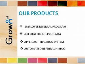 Online employeeautomated referral hiring program for Automated applicant tracking system
