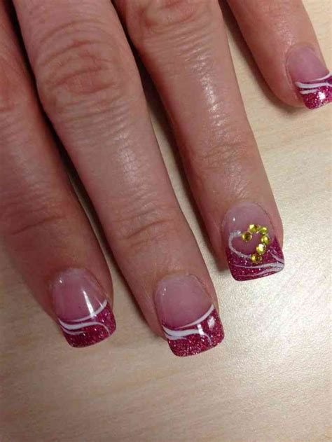 nail designs for nails 40 easy and cool nail designs pictures sheideas