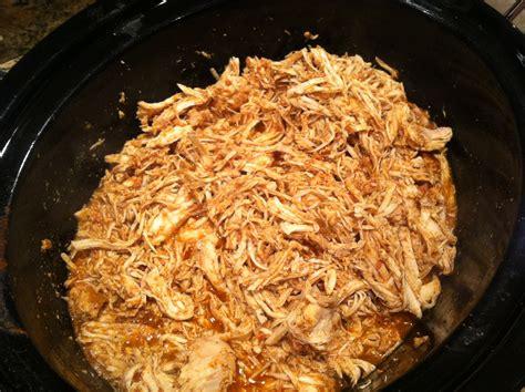 crock pot chicken ideas all purpose shredded crock pot chicken recipe dishmaps