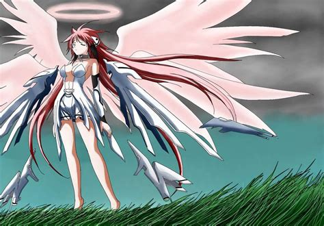 Ikaros Anime Wallpaper - ikaros anime amino