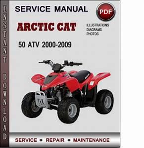 Arctic Cat 50 Atv 2000
