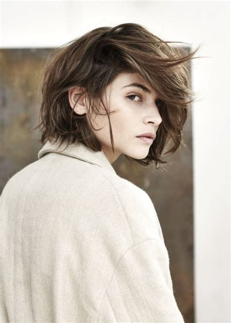 HD wallpapers how to style short hair wavy