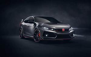 2017 Honda Civic Type R Black Car Wallpapers - New HD ...