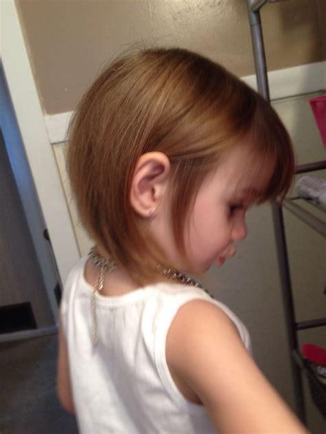 toddler hairstyles   mommy bob cute hair