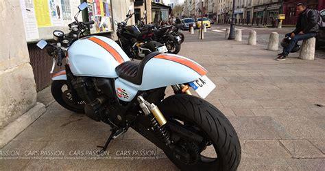 moto gulf cafe racer yamaha blog auto