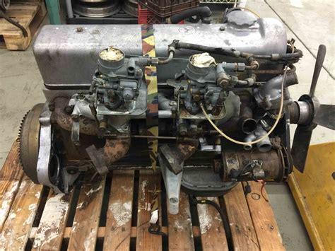 mercedes benz      engine weber carbs