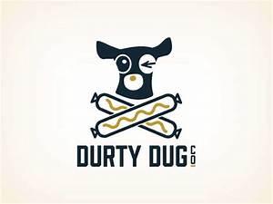 Best Hot Dog Logo Designs for Inspiration