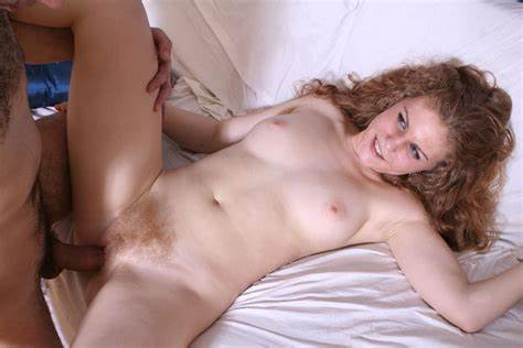 Fuzzy Ginger Uncrossess Slit Best Smooth Blonde Cameltoe