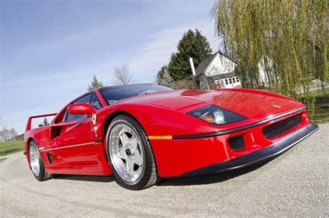 lee iacoccas ferrari  heading  auction autoguide