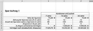 Zinseszins Berechnen : zins berechnung als excel vorlagen inkl zinses zins excel vorlagen f r jeden zweck ~ Themetempest.com Abrechnung