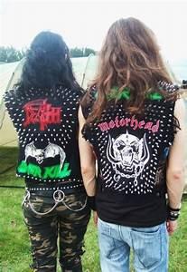 1000+ images about Metal Battle Jacket on Pinterest