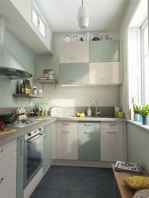 les plus belles petites cuisines 12 modèles de cuisine côté maison
