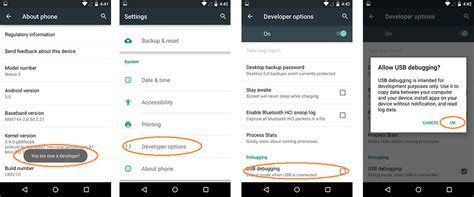 android usb debugging how to enable usb debugging mode on android kingo