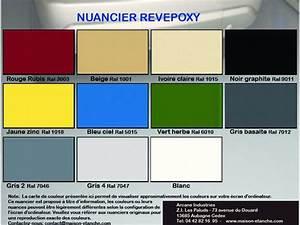 peinture epoxy de sol revetement extremement resistant With choix des couleurs de peinture