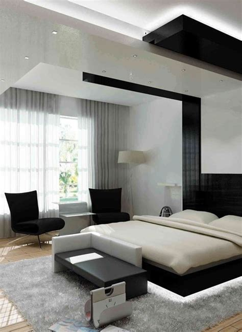 Unique And Inviting Modern Bedroom Design Ideas Interior