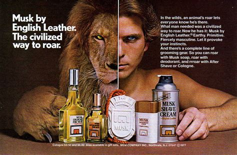 14 Vintage Men's Cologne Ads From The 1960s And 1970s