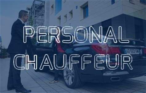 Chicago Chauffeur Service by Black Car Service Personal Chauffeur My