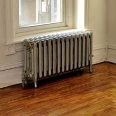 Radiateur Basse Temperature Fonte : radiateurs eau chaude bien acheter bien r nover ~ Edinachiropracticcenter.com Idées de Décoration