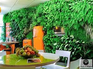 Mur Végétal Intérieur Ikea : mur v g tal d int rieur un jardin au c ur de votre maison ~ Dailycaller-alerts.com Idées de Décoration