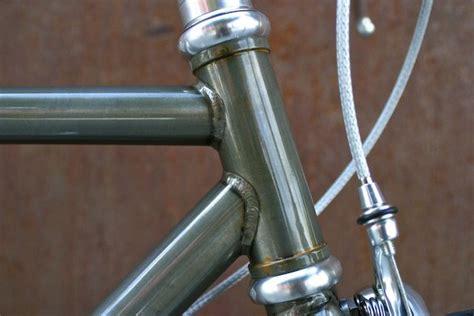 Welding Vs. Brazing Bike Frames