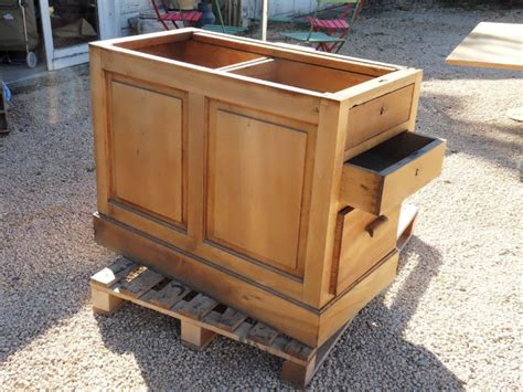 bureau de ministre ancien ancien quot bureau ministre quot en noyer relook meubles