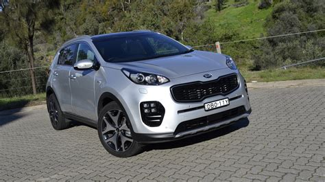 Review Kia Sportage by 2016 Kia Sportage Review