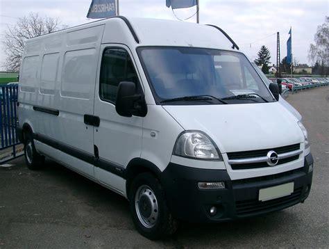 Opel Movano by Vaizdas Opel Movano Front 20080102 Jpg Vikipedija