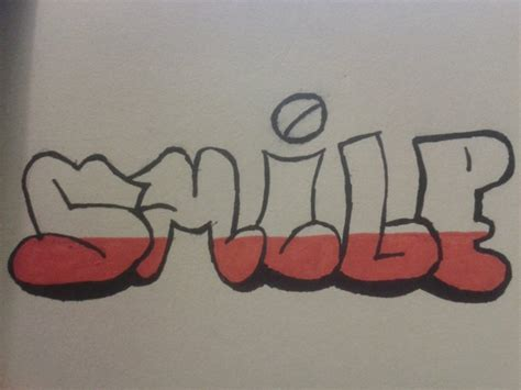 Graffiti Smile : Smile Graffiti Style By 666dennis666 On Deviantart