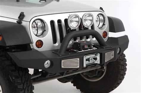 sb smittybilt front bumper atlas jeep wrangler jk