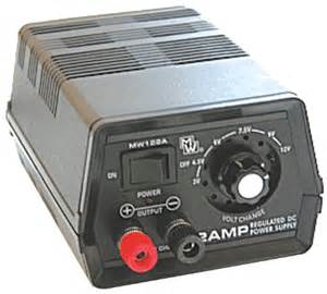 Voltage Regulated Power Supply