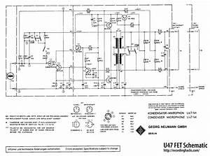 Microphone Fet Circuit