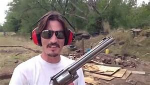 World's Biggest Handgun! 500 S&W Magnum - YouTube