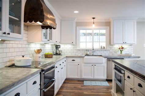 Kitchen Makeover Ideas From Fixer Upper   Pinterest