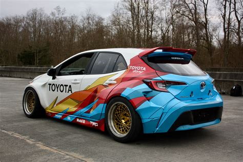 ride  ryan tuercks toyota corolla hatch drift