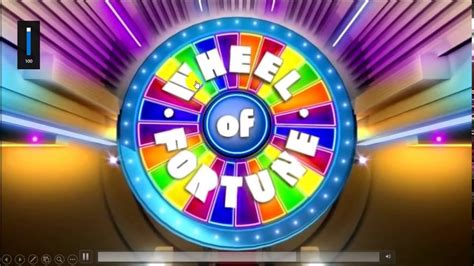 wheel  fortune powerpoint version  updated youtube