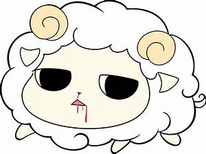 VECTOR - Silent Sheep by Jailboticus on DeviantArt