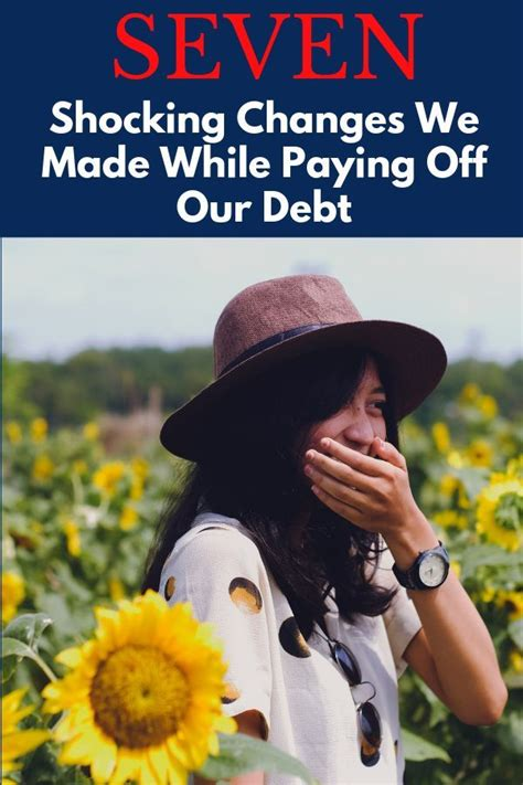 If you have an emergency and pay cash, you won't be charged interest. 7 Shocking Changes That Helped When Paying Off Our Debt | Paying off credit cards, Paying ...