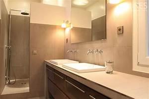 Salle De Bain Etroite : tight bathroom c0442 mires paris ~ Melissatoandfro.com Idées de Décoration