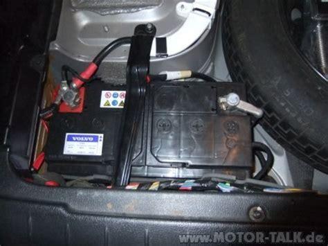 Volvo S80 Battery by Dscf0552 Batterie Im Xc70 Volvo S60 S80 I V70 Xc70