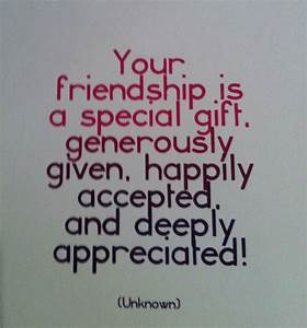 thanks to all my friends for being you! | QUOTES ...