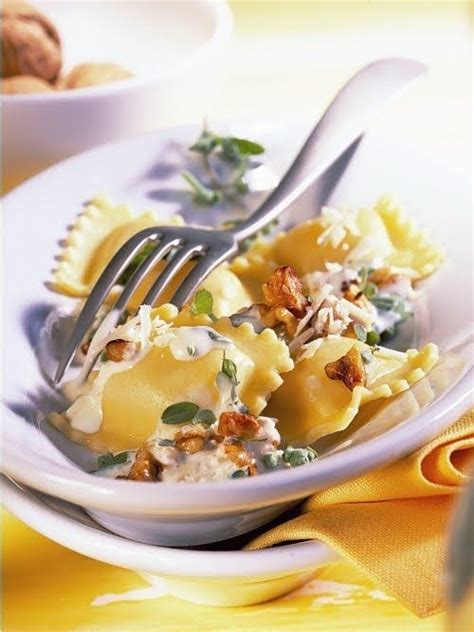 ravioli in walnuss so 223 e dinner ravioli ravioli rezept und walnuss 246 l