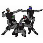 Siege Rainbow Six Recruit Clipart Mvp Screen