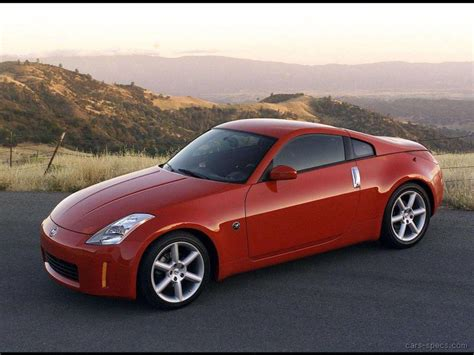 2005 Nissan 350z Coupe Specifications, Pictures, Prices