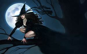 Witch Computer Wallpapers Desktop Backgrounds 1920x1200